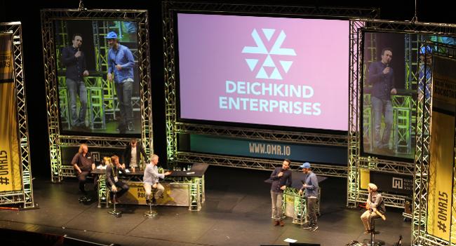Deichkind Screenshot by OMR