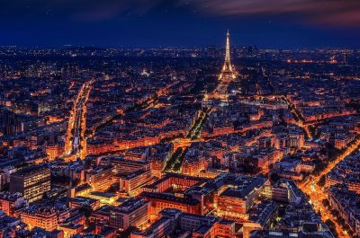 Paris (adapted) (Image by Walkerssk [CC0 Public Domain] via Pixabay)