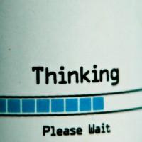 Thinking (Image: Wade M [CC BY-SA 2.0], via Flickr)