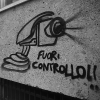 Video surveillance out of control (Image by Alexandre Dulaunoy(CC BY-SA 2.0)via Flickr)small