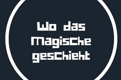 Wo das Magische geschieht (Image by Anja C. Wagner)