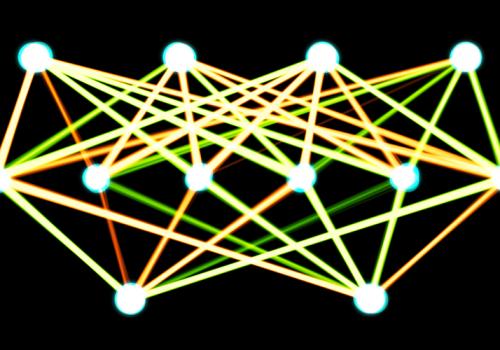 artificial neural network (Image Akritasa (CC BY-SA 4.0) via Wikimedia Commons)