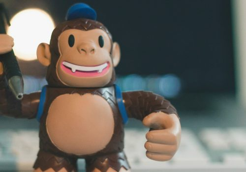 mailchimp-vinyl-toy (adapted) (Image by Tomos [CC BY-SA 2.0] via flickr)