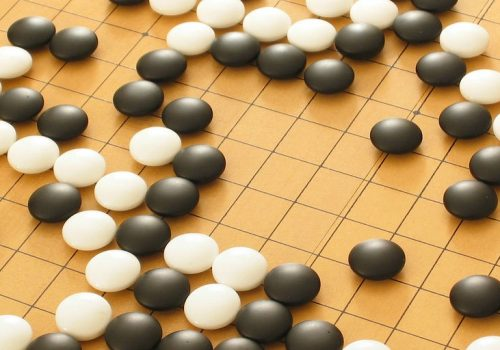 Another game of Go (adapted) (Image by Chad Miller [CC BY-SA 2.0] via flickr)