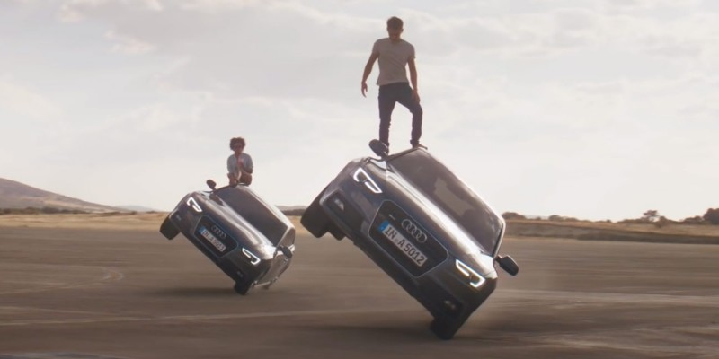 Audi (Images by Bruce St. Claire )(Screenshots)