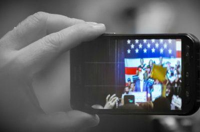 Donald Trump in Reno, Nevada (adapted) (Image by Darron Birgenheier [CC BY-SA 2.0] via flickr)