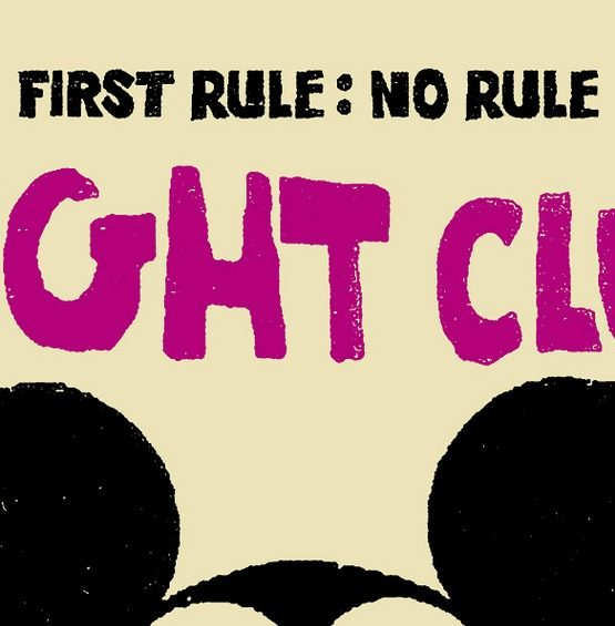 FIGHT CLUB (adapted) (Image by CHRISTOPHER DOMBRES [CC0 Public Domain] via flickr)