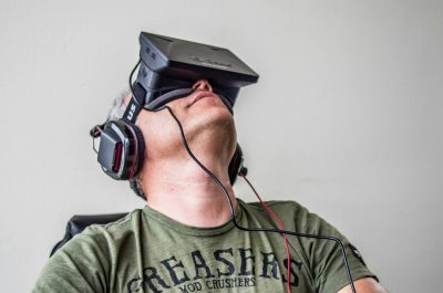 Orlovsky and Oculus Rift (adapted) (Image by Sergey Galyonkin [CC BY-SA 2.0] via flickr)