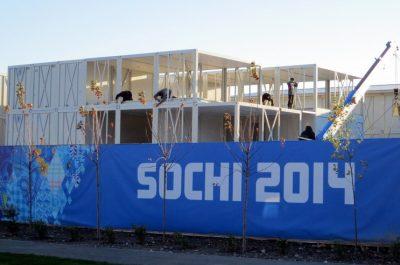 Sochi Olympics Adler 03 (adapted) (Image by Stefan Krasowski [CC BY 2.0] via Flickr)