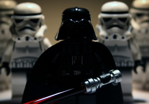 Vaders' Photo shoot (1 of 4) (adapted) (Image by Chris Isherwood [CC BY-SA 2.0] via flickr)