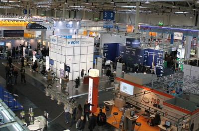 Cebit-Messehalle (Image by Bin im Garten [CC BY-SA 3.0] via Wikipedia)new