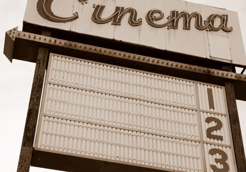 Cinema (adapted) (Image by Steve Snodgrass [CC BY 2.0] via Flickr)