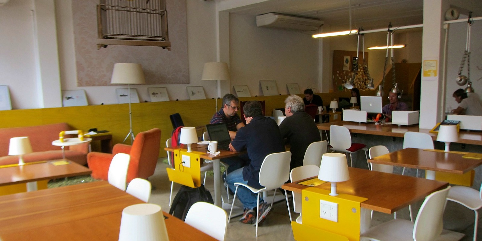 Urban_Station_Coworking (Image by Jennifer Morrow [CC BY 2.0] via Flickr
