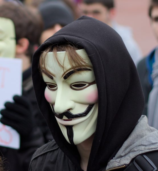 Anonymous (adapted) (Image by Alf Melin [CC BY-SA 2.0] via Flickr)