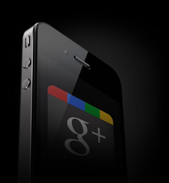 Dear Steve. Google+ iPhone (adapted) (Image by Charlie Wollborg [CC BY-SA 2.0] via Flickr)
