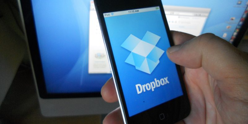 Dropbox (adapted) (Image by Ian Lamont [CC BY 2.0] via Flickr)