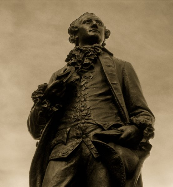 Goethe (adapted) (Image by motograf [CC BY 2.0] via Flickr)