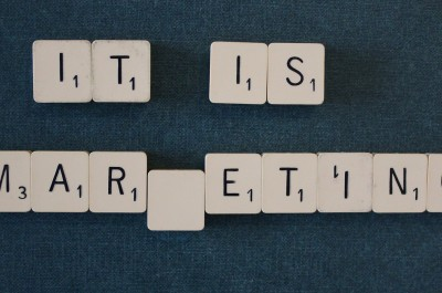 It is Marketing (Image by Pantanea [CC0 Public Domain] via Pixabay