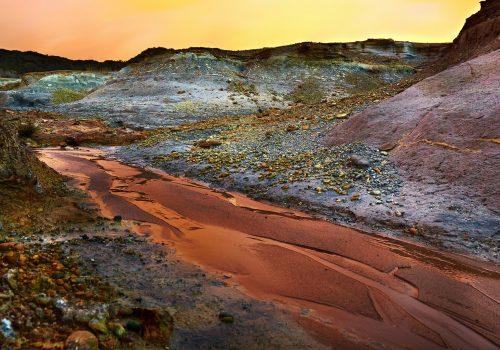 Mars (adapted) (Image by Moyan Brenn [CC BY 2.0] via Flickr)