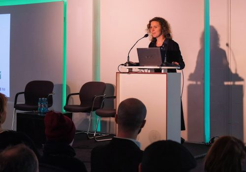 Public Talks @Complicity 2013 (adapted) (Image by Berliner.Gazette [CC BY 2.0] via Flickr)
