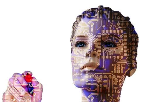 Roboter (Image by geralt [CC0 Public Domain] via pixabay)