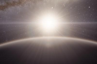 Space (image by Ronobald (CC0 Public Domain) via Pixabay)