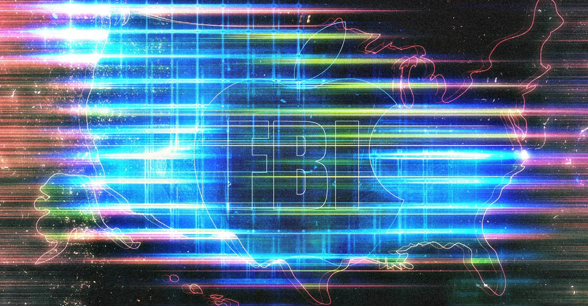 The Apple - FBI Electronic Encryption Fight RGB Triptych v1.3 (adapted) (Image by Surian Soosay Folgen [CC BY 2.0] via flickr)