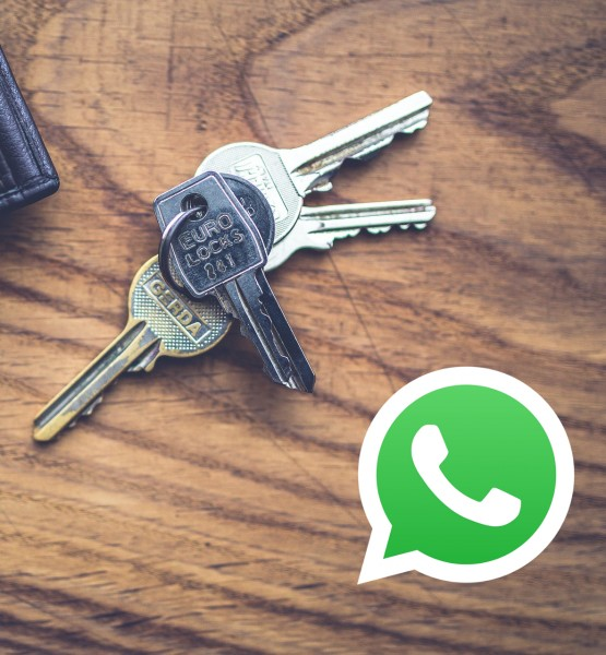 Verschlüsselung Whatsapp (image by kaboompics und Danneiva [CC0 Public Domain] via Pixabay)