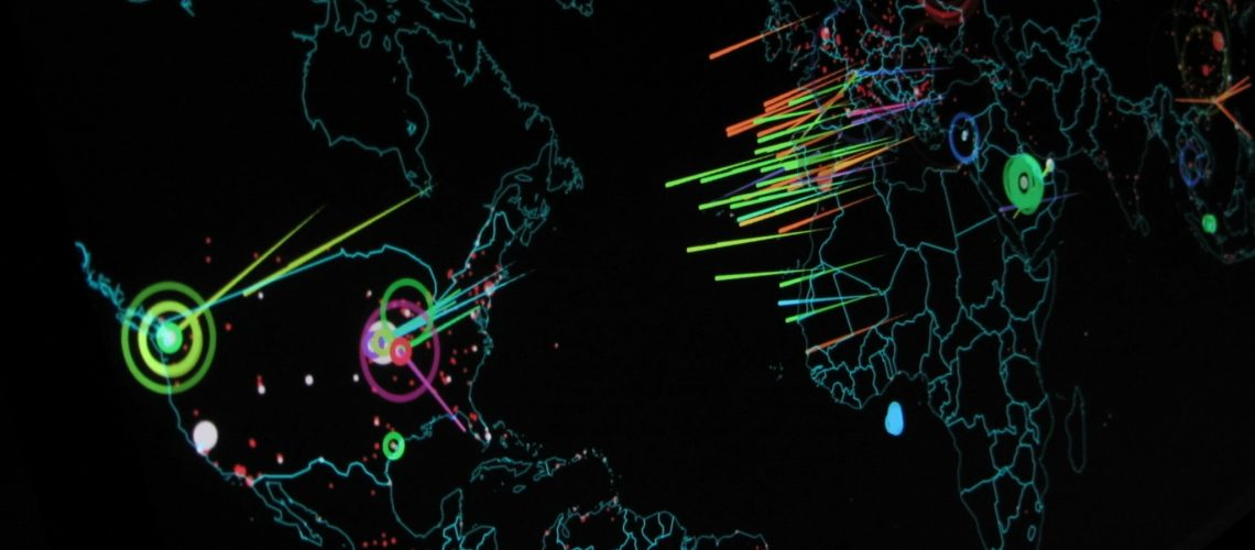 Cyber attacks (adapted) (Image by Christiaan Colen [CC BY-SA 2.0] via flickr)