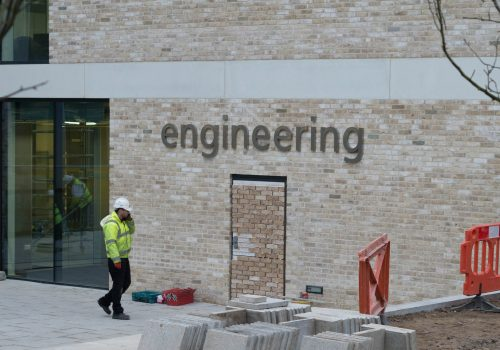 Engineering (adapted) (Image by DaveBleasdale [CC by 2.0] via flickr)