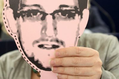 Protection for Snowden (adapted) (Image by greensefa [CC BY 2.0] via flickr)