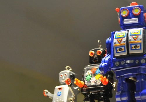 Robot (Image by Rog01 [CC BY-SA 2.0] via Flickr)