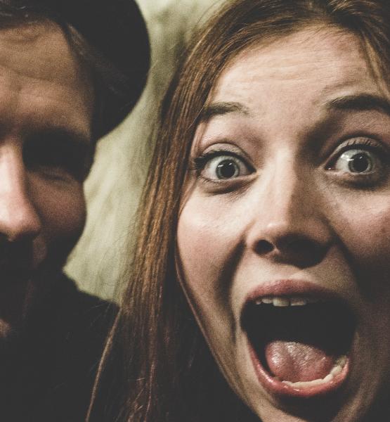 Scream! (adapted) (Image by Marcin Grabski [CC BY 2.0] via flickr)