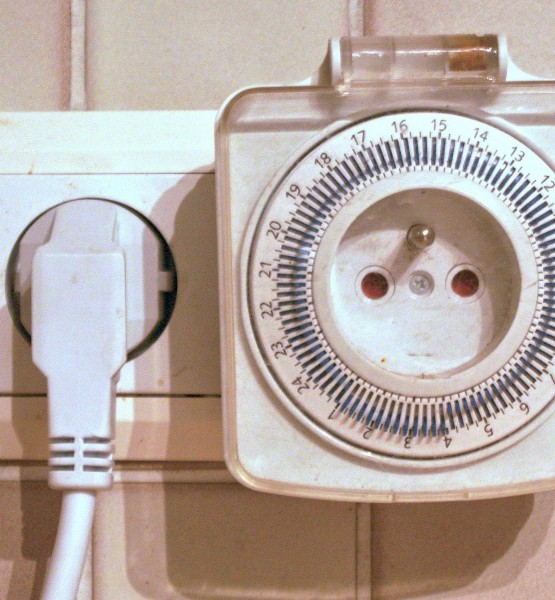 Time Switch (Image by KVDP [CC0 Public Domain], via Wikimedia Commons)