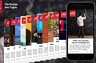 12-App (Image Screenshot by 12-app.ch)