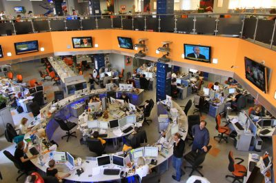 Newsroom von RIA Novosti in Moskau 5 (adapted) (Image by Jürg Vollmer [CC BY-SA 2.0] via Flickr)