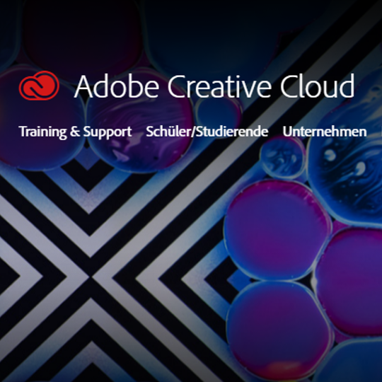 Screenshot AdobeCreativeCloud by Adobe