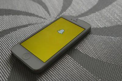 Snapchat (adapted) (Image by AdamPrzezdziek [CC by 2.0] via flickr)
