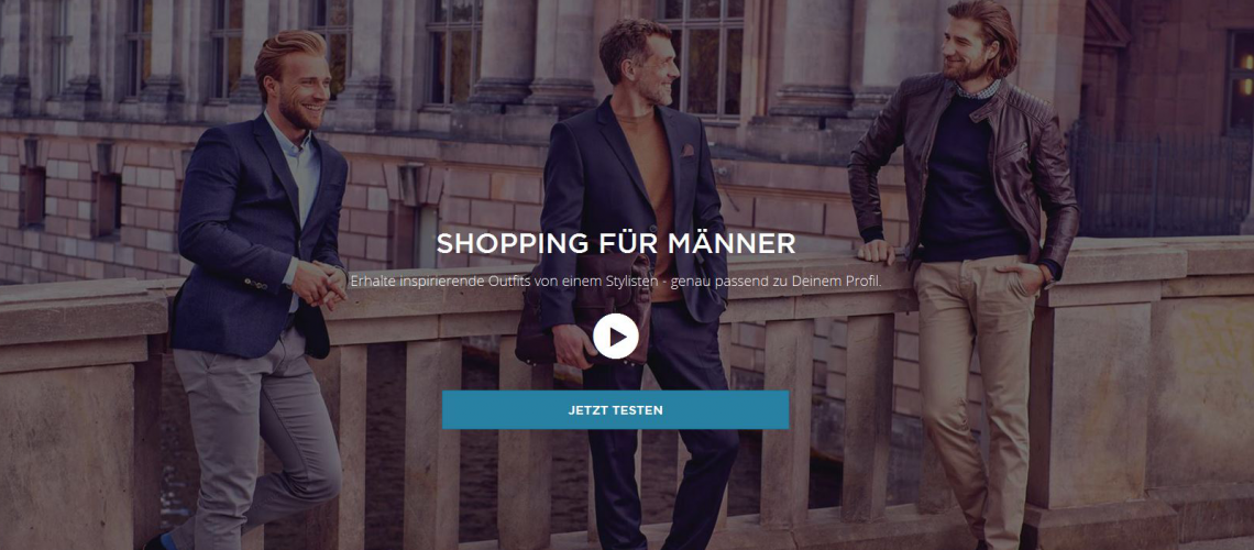 outfittery (Screenshot)