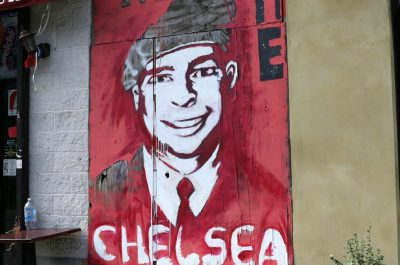 Chelsea Manning mural (adapted) (Image by Timothy Krause [CC BY 2.0] via Flickr)