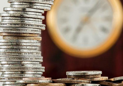 Münzen (image by stevepb [CC0] via Pixabay)