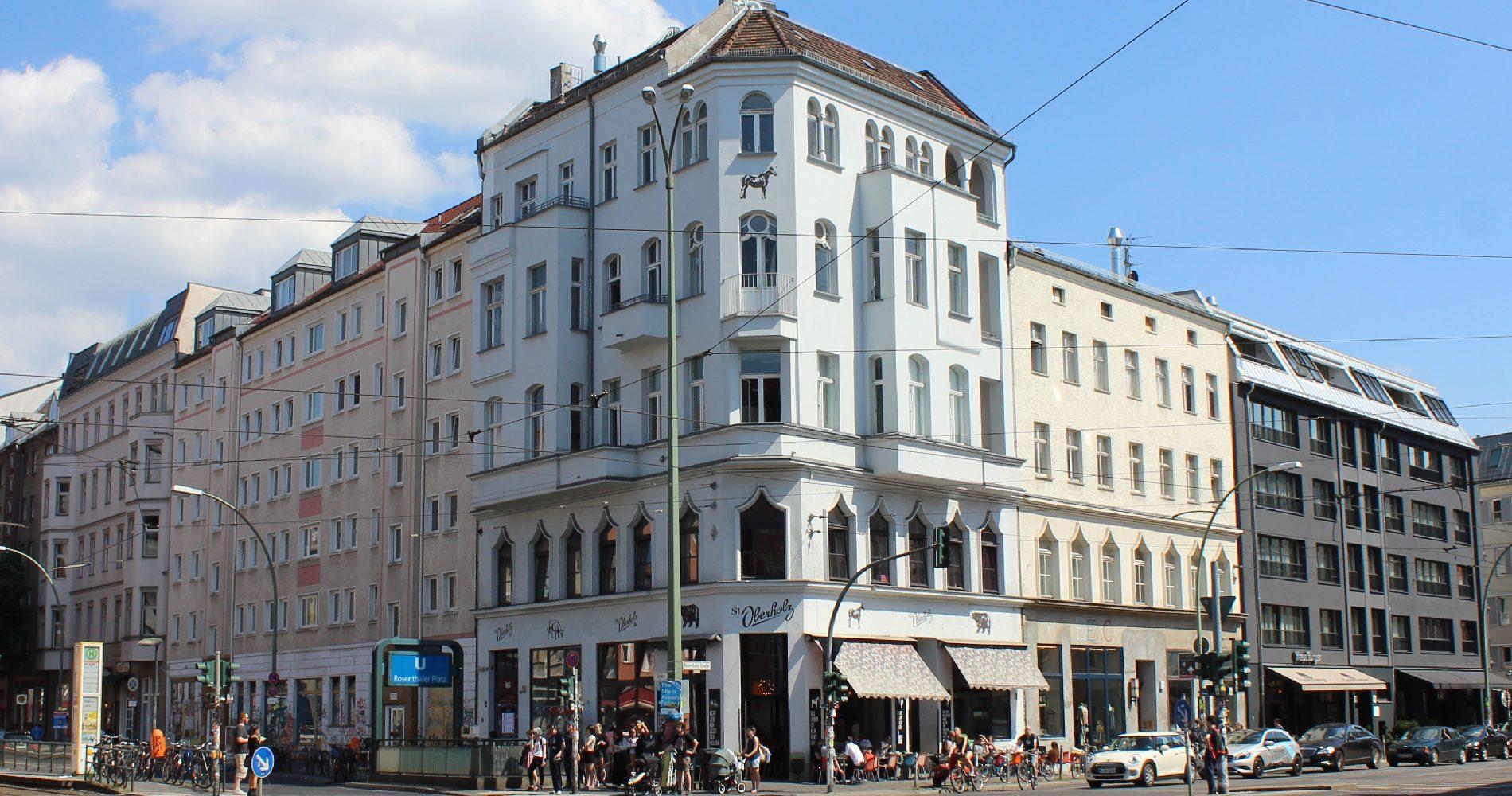 St. Oberholz in Berlin (Image: Tobias Schwarz)