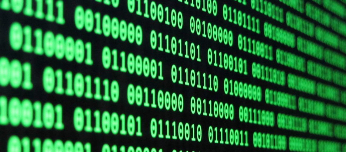 Binary code (adapted) (Image by Christiaan Colen [CC BY-SA 2.0] via flickr)