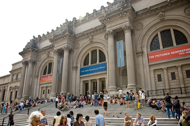 New York - Metropolitan Museum of Art (Image by Alonso Javier Torres (CC BY 2.0) via Flickr)