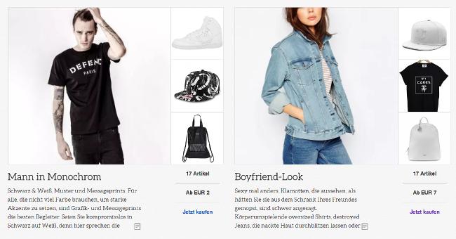 eBay Startseite Screenshot (Image by eBay)