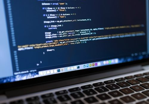 Coding (image by negativespace.co [CC0 Public Domain] via Pexels