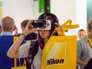 VR-Bilder aus der KeyMission 360