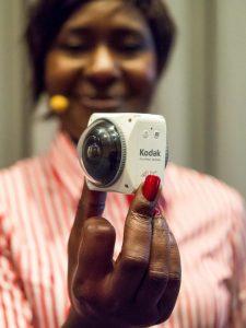 Kodak PixPro 4KVR360 Camera