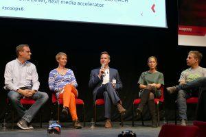 Das Abschluss-Panel zu Startups (Image by Marina Blecher)