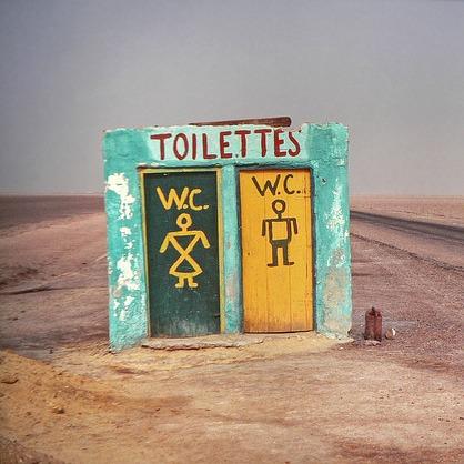 Toilettes (image by Antonio Ortega [CC by 2.0] via Flickr)